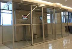 格瑞宁控烟室成高端公共区域的标配