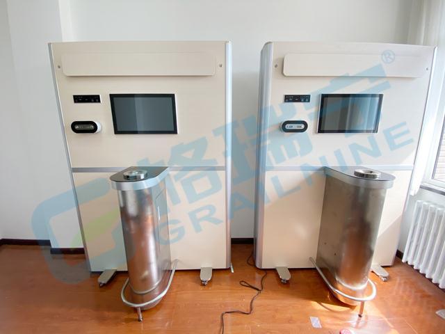 格瑞宁携手市人大常委完成吸烟室升级改造