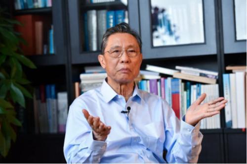 【辟谣】钟南山说吸烟能抵抗新冠病毒?