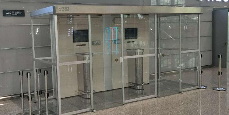 【贵阳某车站站】-车站控烟室