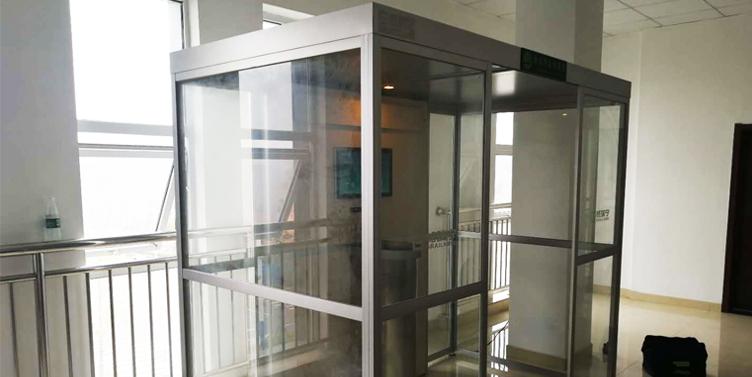 【某地政务中心】-办公楼控烟室